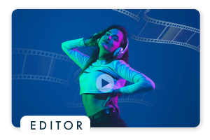 How to use video editor