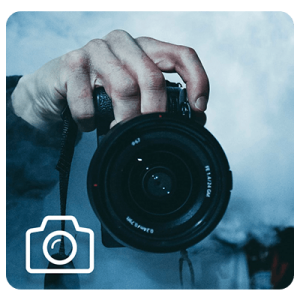 How To Edit Camera Photo Using Photo Editor Filter Stickers